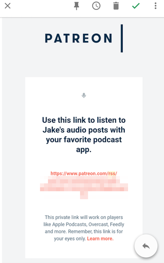 How do I add my private RSS link to the Apple Podcast App? – Patreon
